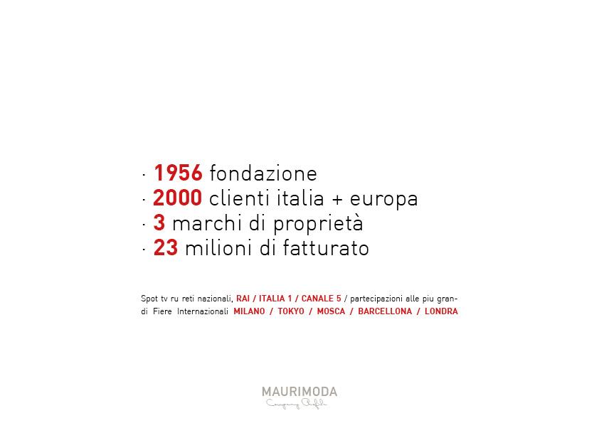 Mauri Moda Pregunta Shoes Milano